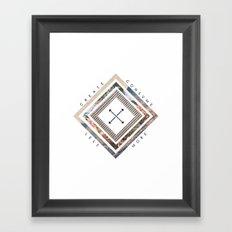 Artist's Mantra Framed Art Print