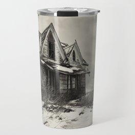 Winter Neglect Travel Mug