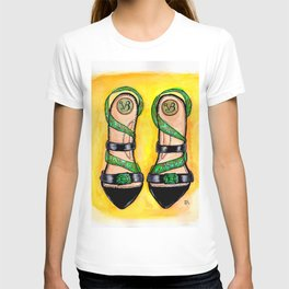 Golden Slippers T-shirt