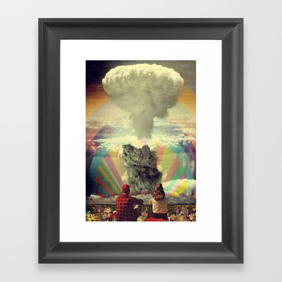 As We Know It Framed Art Print
