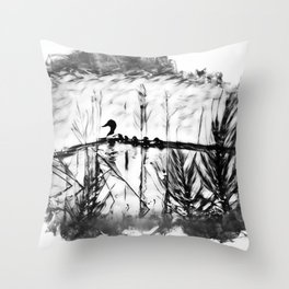 Family by GEN Z Throw Pillow