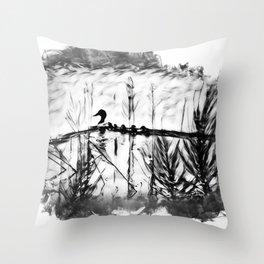 Family by GEN Z Throw Pillow