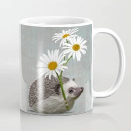 Hedgehog in love Coffee Mug