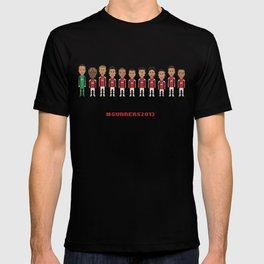 #Gunners2013 T-shirt
