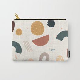 Geo Shapes Party Carry-All Pouch