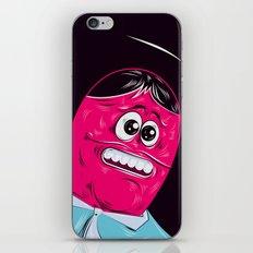 EggHead Lost (again) iPhone & iPod Skin