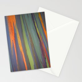 Rainbow Eucalyptus Magic Stationery Cards