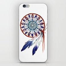 Dreamcatcher Mandala iPhone & iPod Skin