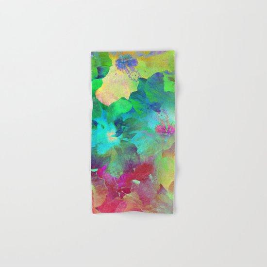 Hibiscus Dream #4 Hand & Bath Towel