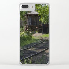 The water tank Clear iPhone Case