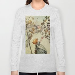 """Bother the Wind"" by Duncan Carse Long Sleeve T-shirt"