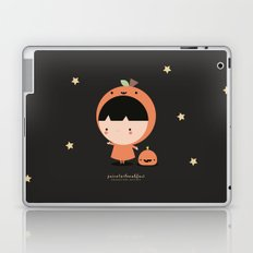 Cute Pumpkin Laptop & iPad Skin