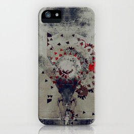 the violent misery of everything lost iPhone Case