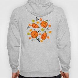 Pumpkins pattern I Hoody