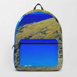 Basco Lighthouse Batanes Philippines Ultra HD Backpack