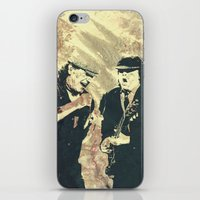 dc iPhone & iPod Skins featuring AC/DC by Nechifor Ionut