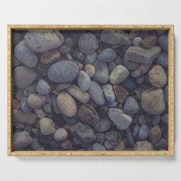 Calm Stones Harmony Serving Tray