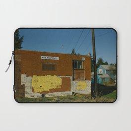 Brick Building - Mount Vernon, WA Laptop Sleeve