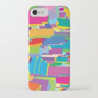 cityscape iPhone & iPod Cases featuring Cityscape by Glen Gould