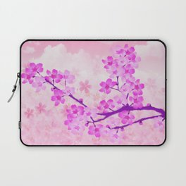 Cherry Blossom - Variation 4 Laptop Sleeve