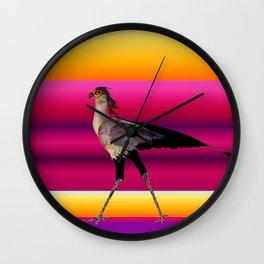 cross road Wall Clock