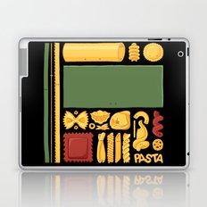 Pasta Mondrian Laptop & iPad Skin