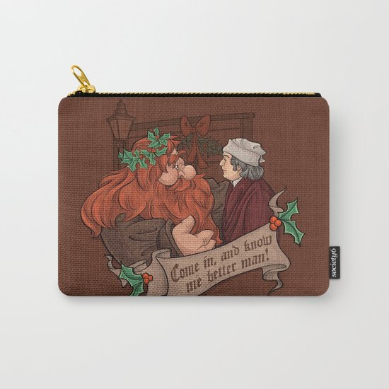 Know me Better, Man! Carry-All Pouch