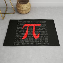 The Constant Pi Rug