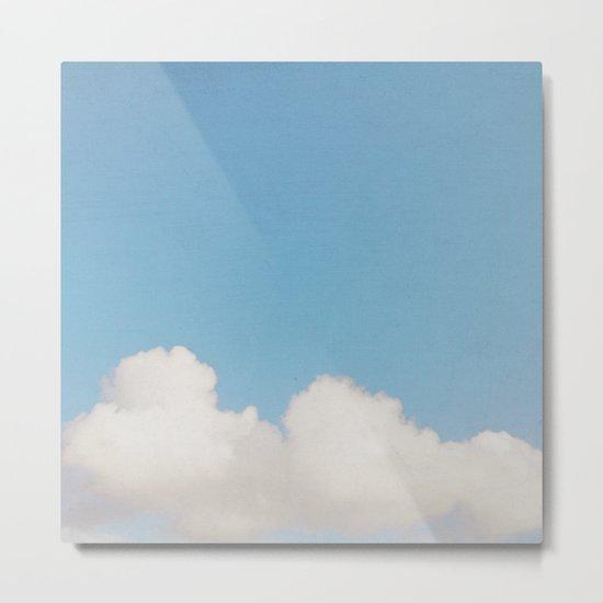 Changing Skies Metal Print