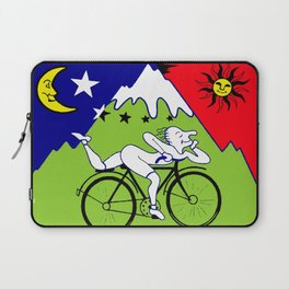 Lsd Bicycle Laptop Sleeve