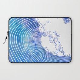 Pacific Waves III Laptop Sleeve