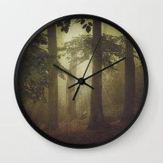 Inner Lights Wall Clock