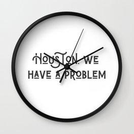 A Problem Wall Clock