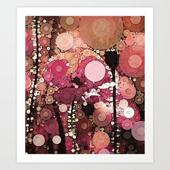 ::  Poppy-Dew :: Art Print