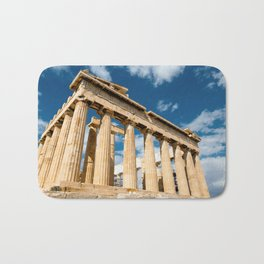 Parthenon Greece Bath Mat