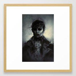 Barnabas Collins Framed Art Print