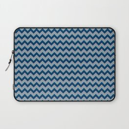 Chevron sealife Laptop Sleeve