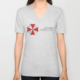 Paraguas Corp. Unisex V-Neck