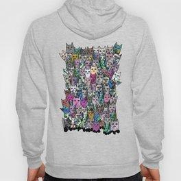 Gemstone Cats CYMK Hoody