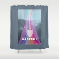 instagram Shower Curtains featuring Instagram moment by Oh! My darlink