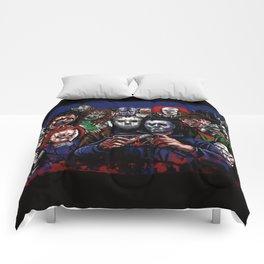Horror Villains Selfie Comforters