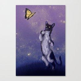 Ima Get You Canvas Print