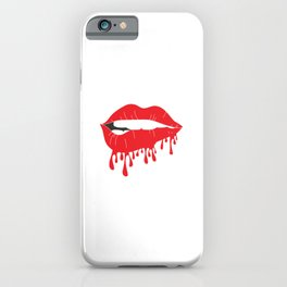Hold The Feelings iPhone Case