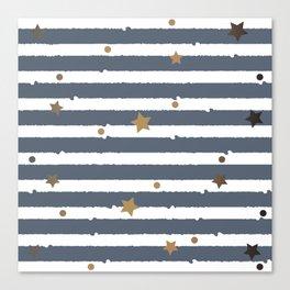 Stripes and Stars Canvas Print