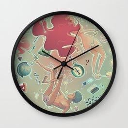 Womb Wall Clock