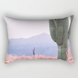 Warm Desert Rectangular Pillow