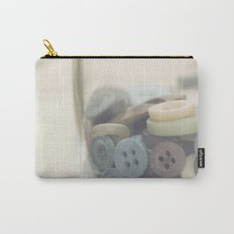 In the Button Jar Carry-All Pouch