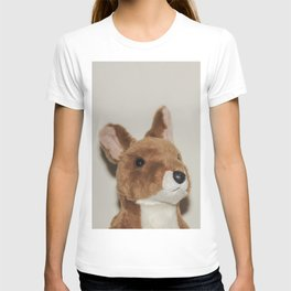 Cute kangaroo plush 0031 T-shirt