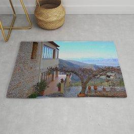 Delphi Valley, Greece  Rug