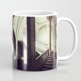 looking up - the lourve Coffee Mug